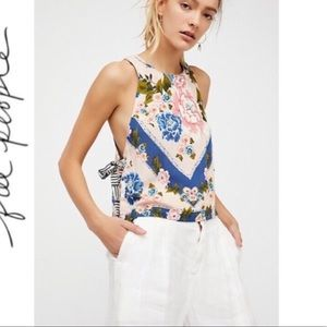 Free People This Sweet Love Top NWT